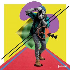 کرم جاکسون - شبکههای اجتماعی