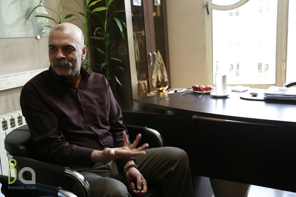 منصور مومنی روابط عمومی بانک سامان