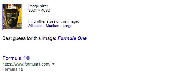 Futuro google search