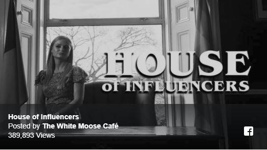 ویدیو با نام خانه اینفلوئنسرها