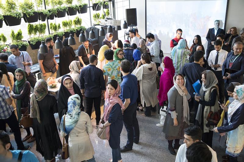 افتتاحیه مدرسه فشن اینورس