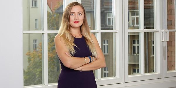 میشل وستون، مدیر بازاریابی ، پلتفرم آنلاین مد Zalando