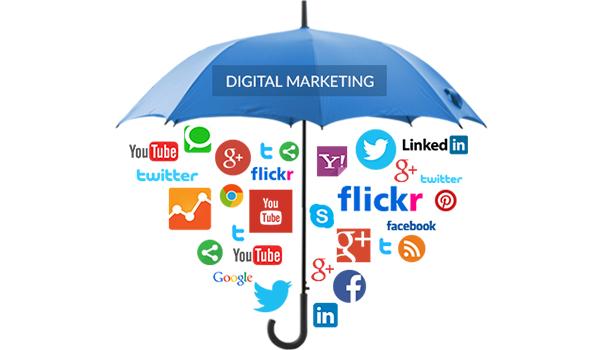 دیجیتال مارکتینگ در برگیرندۀ تمام تلاشهای بازاریابی با استفاده از فنآوریهای دیجیتال است