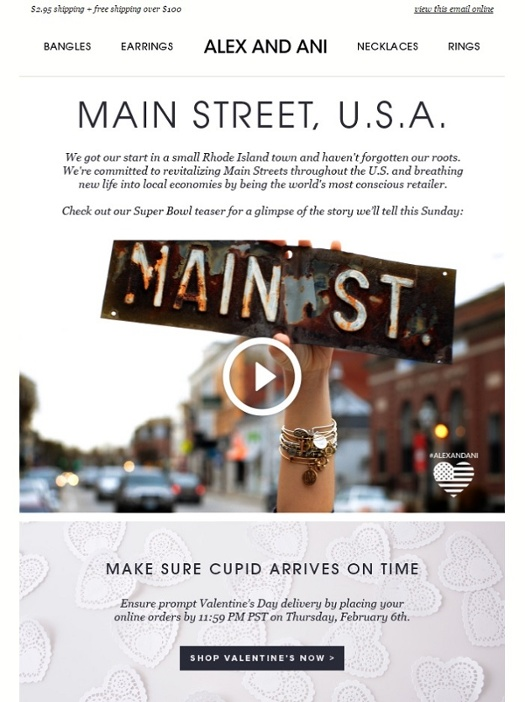 ویدیو در ایمیل مارکتینگ