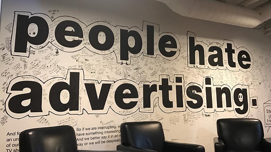 مردم از تبلیغات متنفرند
