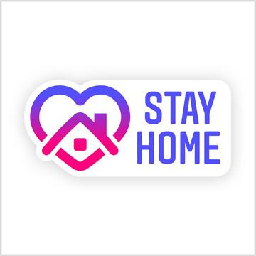 قابلتیهای جدید اینستاگرام - در زمان شیوع کرونا در خانه بمانید
